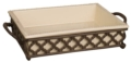 $245.00 House Finch Bread Box